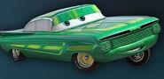 Cars-green-ramone