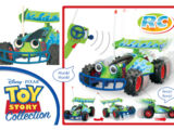 RC: Wireless Remote Control Car (Toy Story Collection)