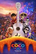 Coco Thanksgiving Poster