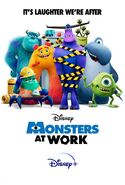 Monsters at Work Final Poster