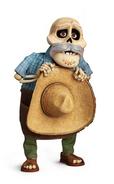 Papa Julio, Coco, Pixar