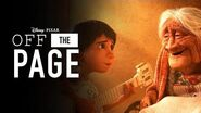 """Miguel Sings """"Remember Me"""" to Coco Off the Page by Disney•Pixar"""