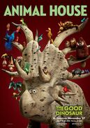 The Good Dinosaur UK Poster 03