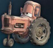 Cars-tractors