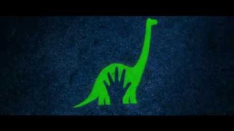 O Bom Dinossauro - Teaser Trailer Oficial em breve nos Cinemas