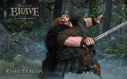 King Fergus.