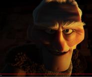 Muntz evil grin