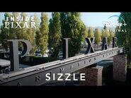 Sizzle - Inside Pixar - Disney+