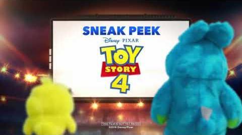 Toy Story 4 - Super Bowl Sneak Peek Teaser