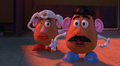 Mr. and Mrs. Potato Head Toy Story 3