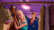 Ken and Barbie Dressing Room