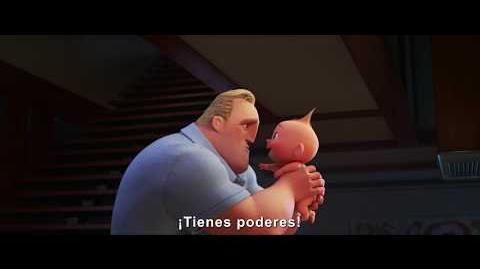 Los Increíbles II, de Disney•Pixar – Primer Tráiler
