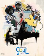 Victoria Cassinova Soul Poster