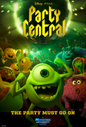 Party Central - Teaser Poster