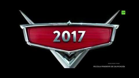 Cars 3 Teaser tráiler en español HD