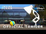 Inside Pixar - Official Trailer - Disney+