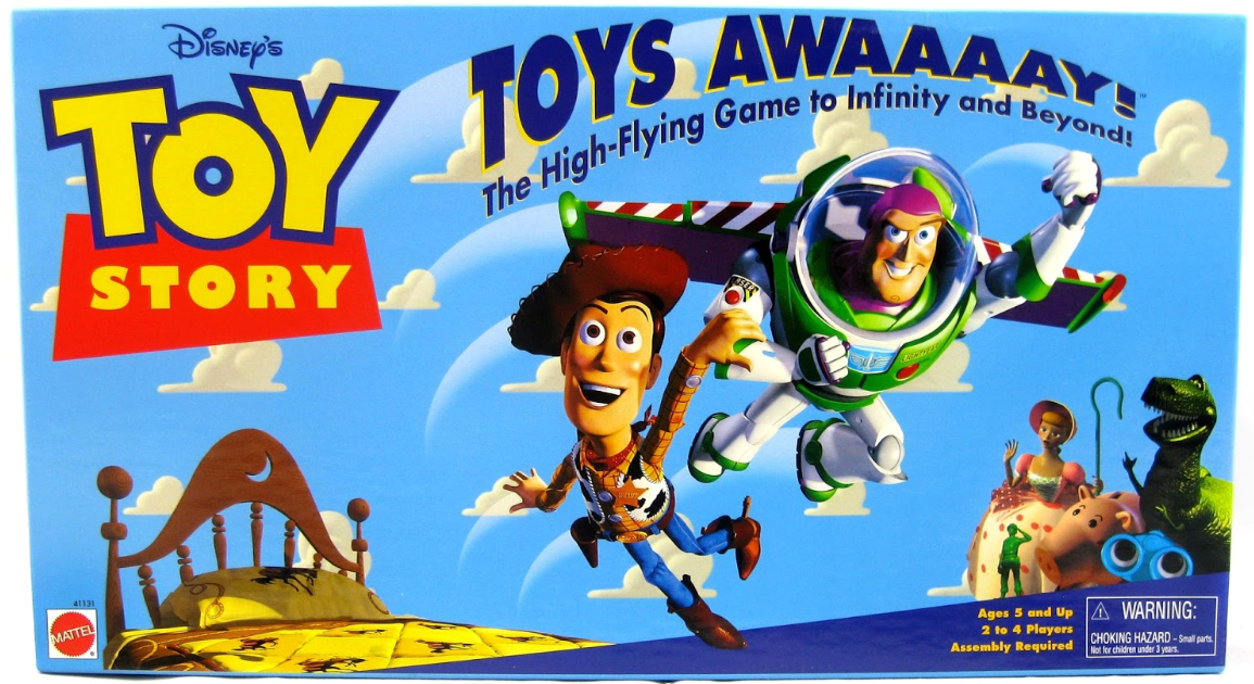Toy Story: Toys Away