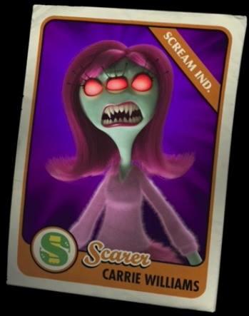 Scare Cards