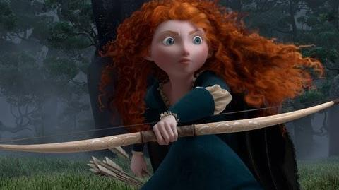 Merida - Legende Der Highlands - Trailer 2