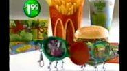 "McDonald's ""A Bug's Life"" Commercial (1998)"