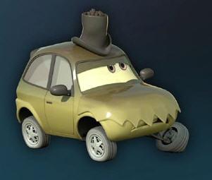P.T. Flea (Cars)