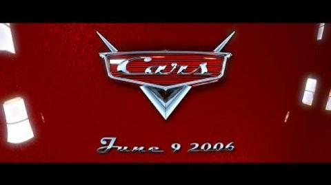 Cars - Teaser Trailer 1