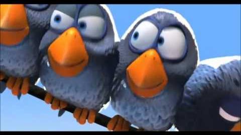 Disney Pixar - For the Birds