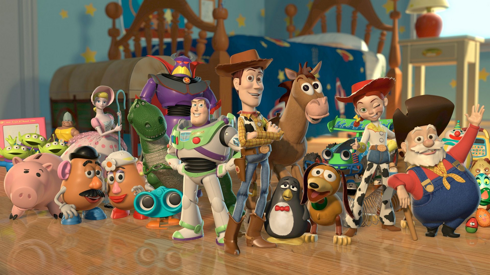 Toys (Toy Story)