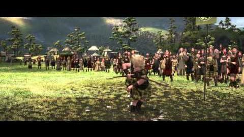 Merida - Legende der Highlands Trailer 3