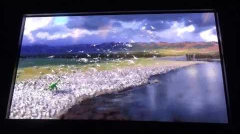 The Good Dinosaur Video Vignette @ D23