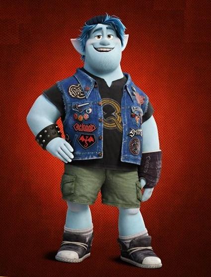 Barley Lightfoot | Pixar Wiki | Fandom