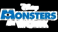 Monsters at Work Transparent Logo