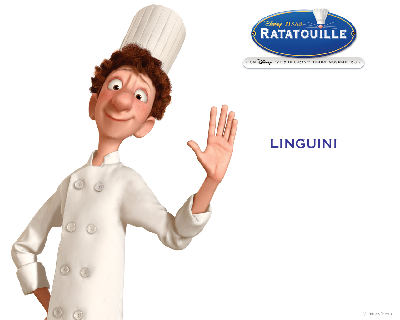 Alfredo Linguini Pixar Wiki Fandom