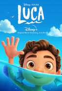 Luca Character Posters 01