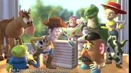 Toy Story 2 Mcdonald's AD Running Surveillance (2000)
