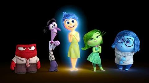 INSIDE OUT - Meet Your Emotions (2015) Disney Pixar Movie HD