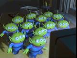 Aliens Nighttime