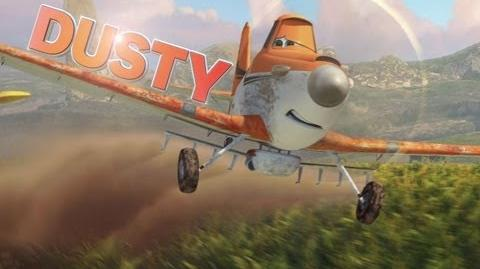 Disney's Planes Presents Dusty's DREAM of Racing!! - Official Video