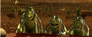 Axel and Loco bug's life