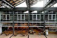 Studio Pixar - atrium