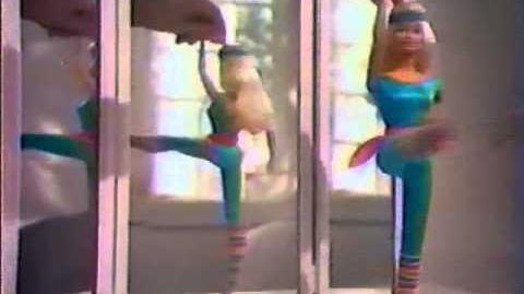 Great Shape Barbie Commercial