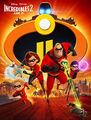 Incredibles 2 Website Header