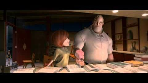 The Incredibles - Official Trailer