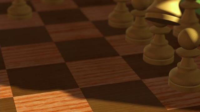 Pixar - Geri's Game
