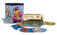 Toy Story DVD Blu-ray Ultimate Toy Box Collection