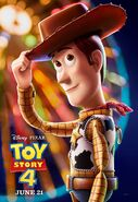 Toy Story 4 Character Poster 01