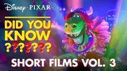 Pixar Short Films Collection Vol