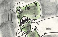 Rex storyboard