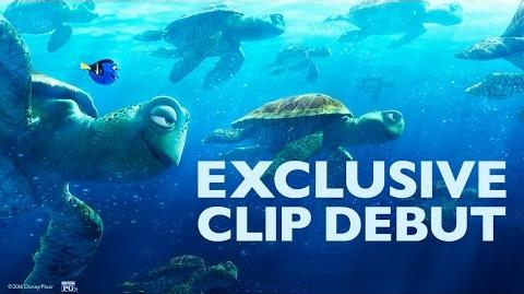 """Meet Hank"" Clip - Finding Dory"
