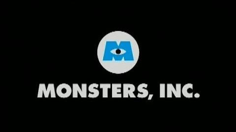 Monsters Inc - Official Trailer